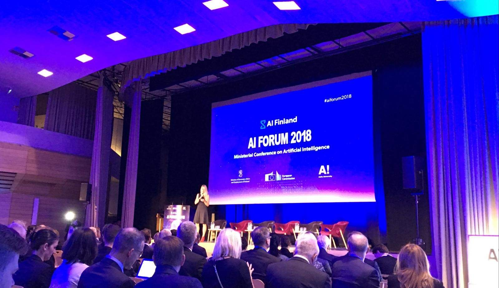 AI Forum 2018