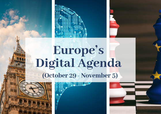 Europe's Digital Agenda