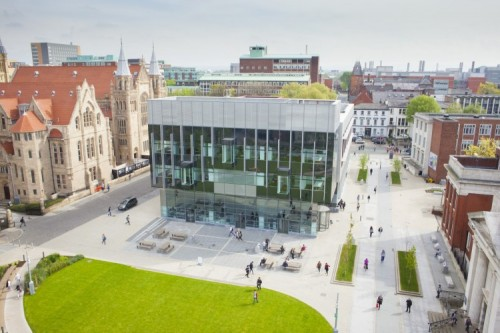 The University of Manchester and Manchester Metropolitan University launch scheme to retain graduate talent.