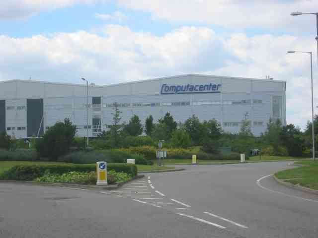 Computacenter location at Hatfield Business Park, England