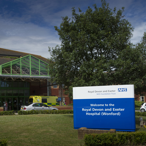 Centrica Business Solutions to deliver state-of-the-art energy technology to RD&E NHS trust in Exeter.