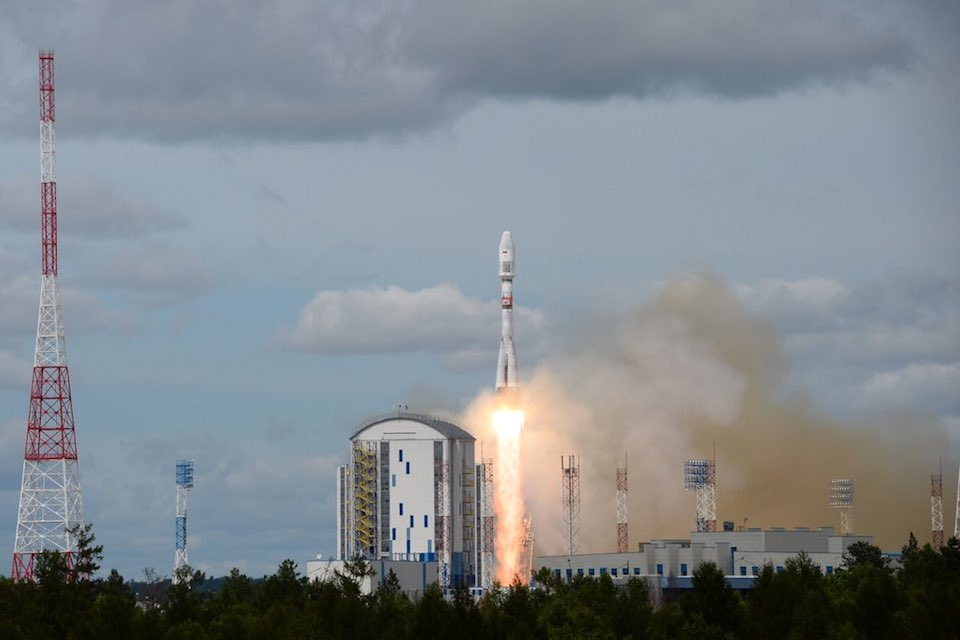 The UK Space Agency announces launch of Glasgow-built nanosatellites into orbit