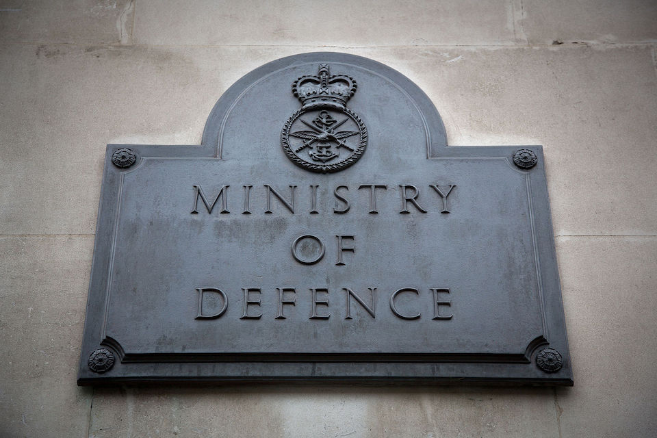 Ministry of Defence outlines transformed approach to innovation in the defence sector