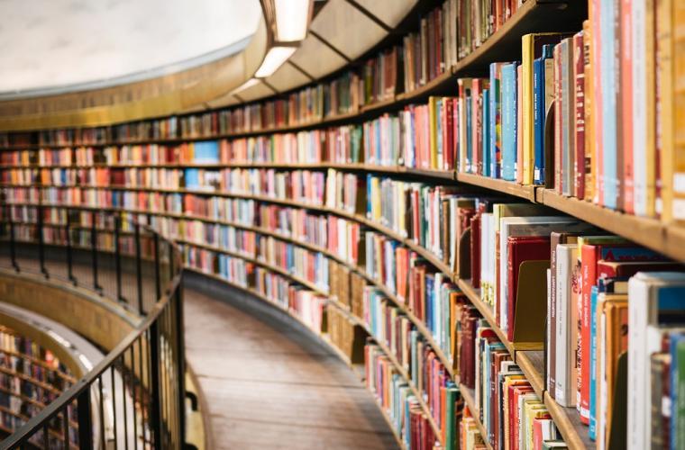 Online library memberships