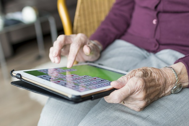 NHS collaborates with tech firms to help care home residents and patients stay connected with loved ones