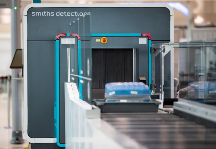 Imperial ISST and Smiths Detection get funding for joint PhD project on enhancing automated threat detection in airport baggage scanners