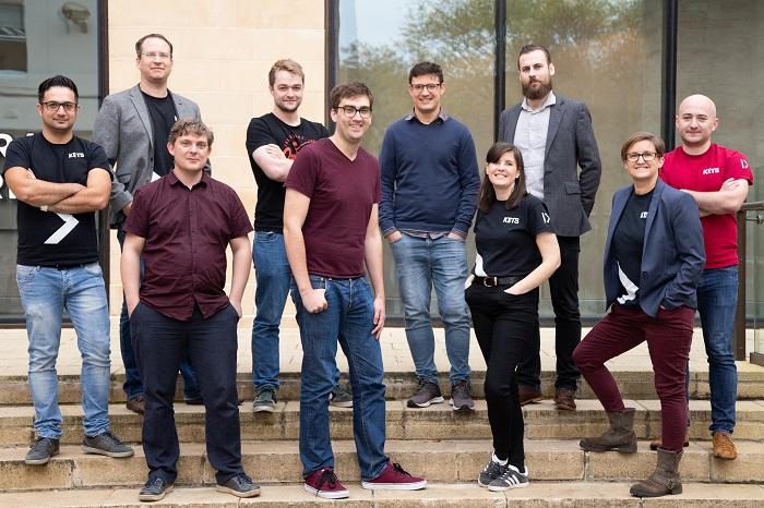 The team of KETS Quantum Security.