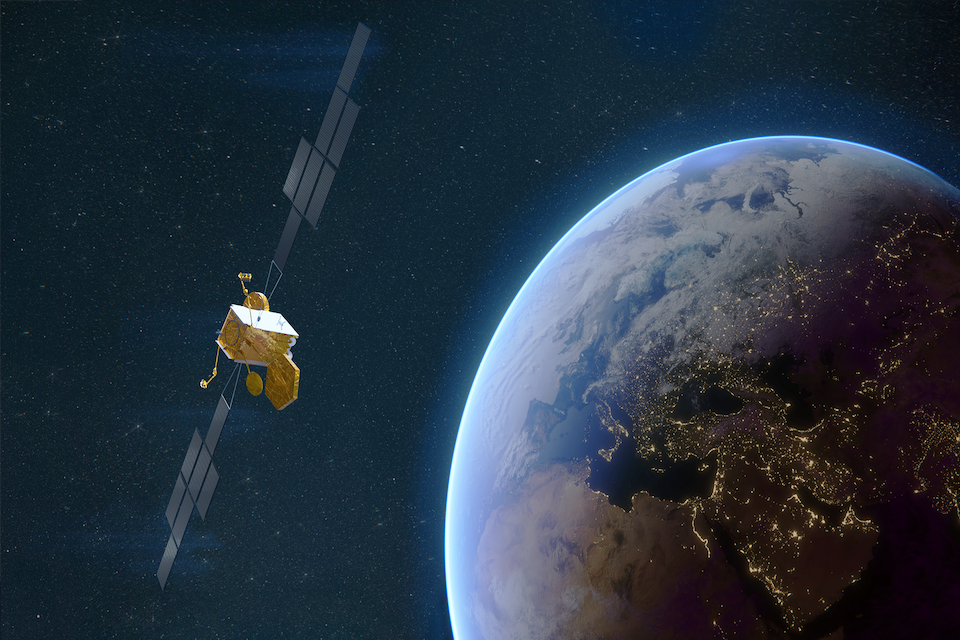 Airbus Defence and Space wins contract for Skynet 6A satellite.