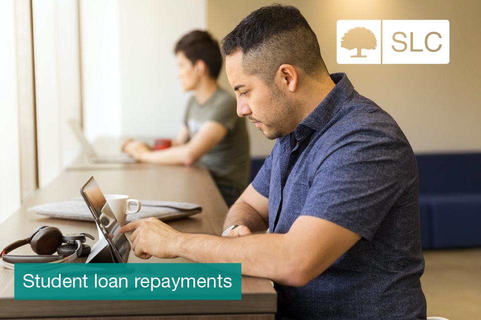 online repayment service