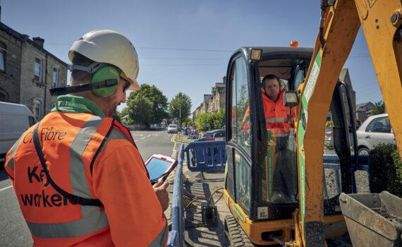 CityFibre completes Stirling Gigabit City project