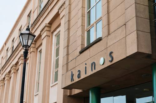 Headquarters of Kainos in Belfast