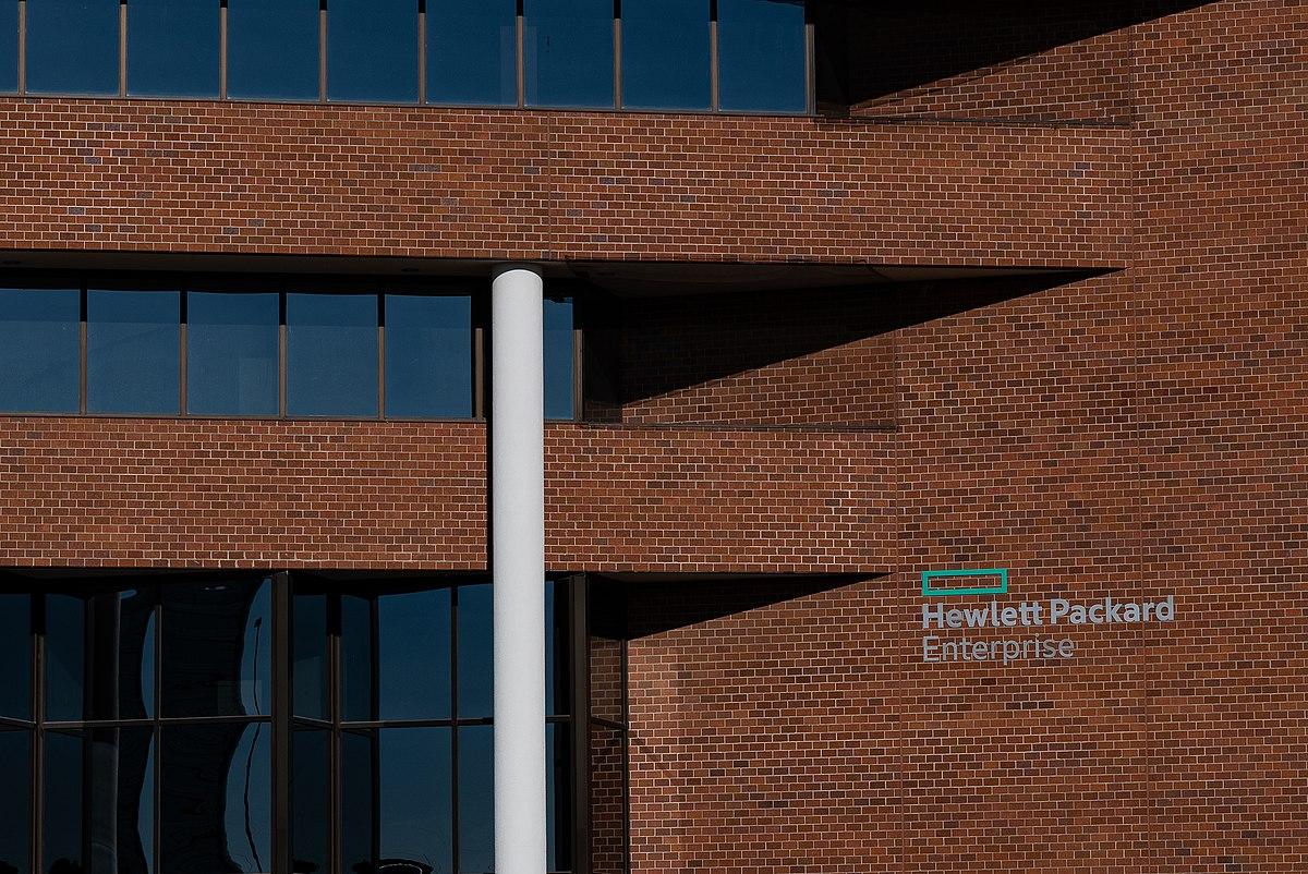 HPE office in Omaha, Nebraska.