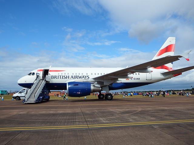 ICO fines British Airways for a data breach in 2018.