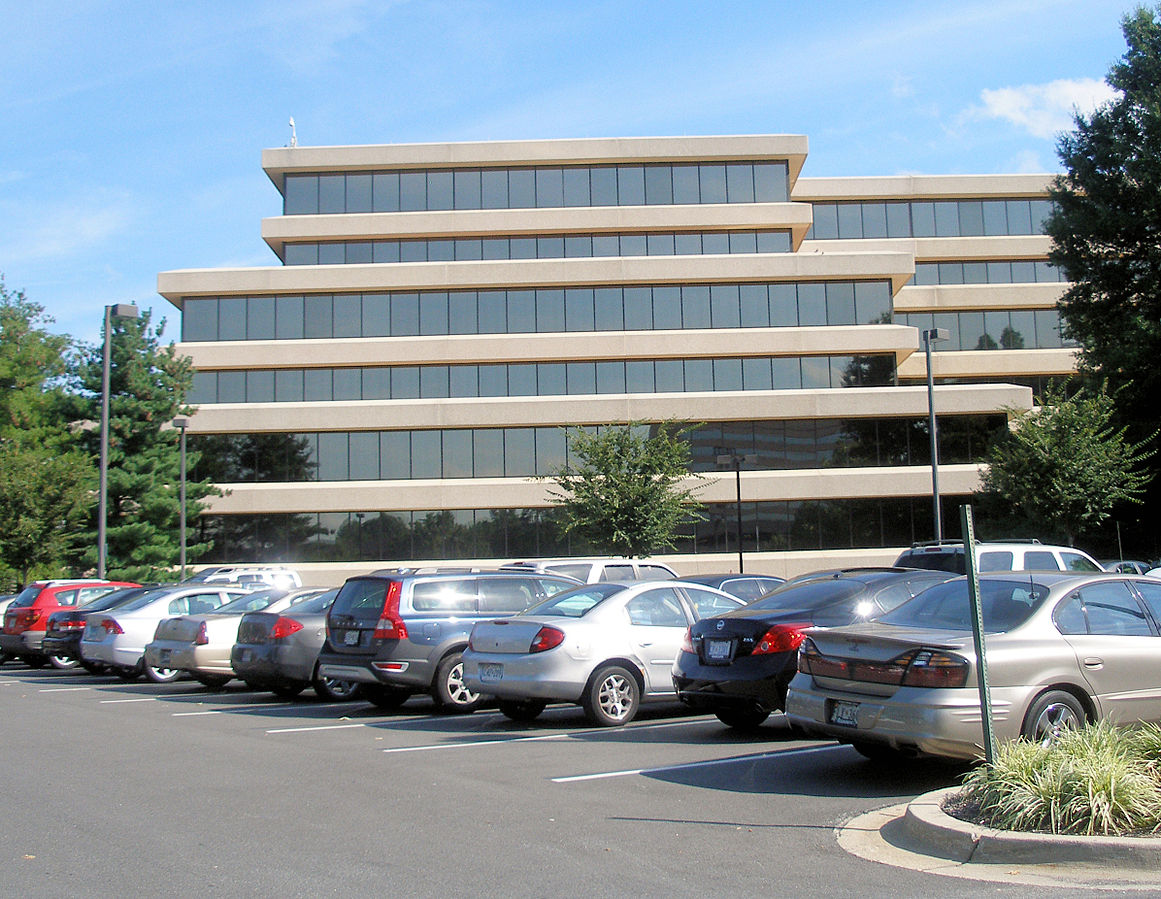 Marriott International headquarters in Bethesda