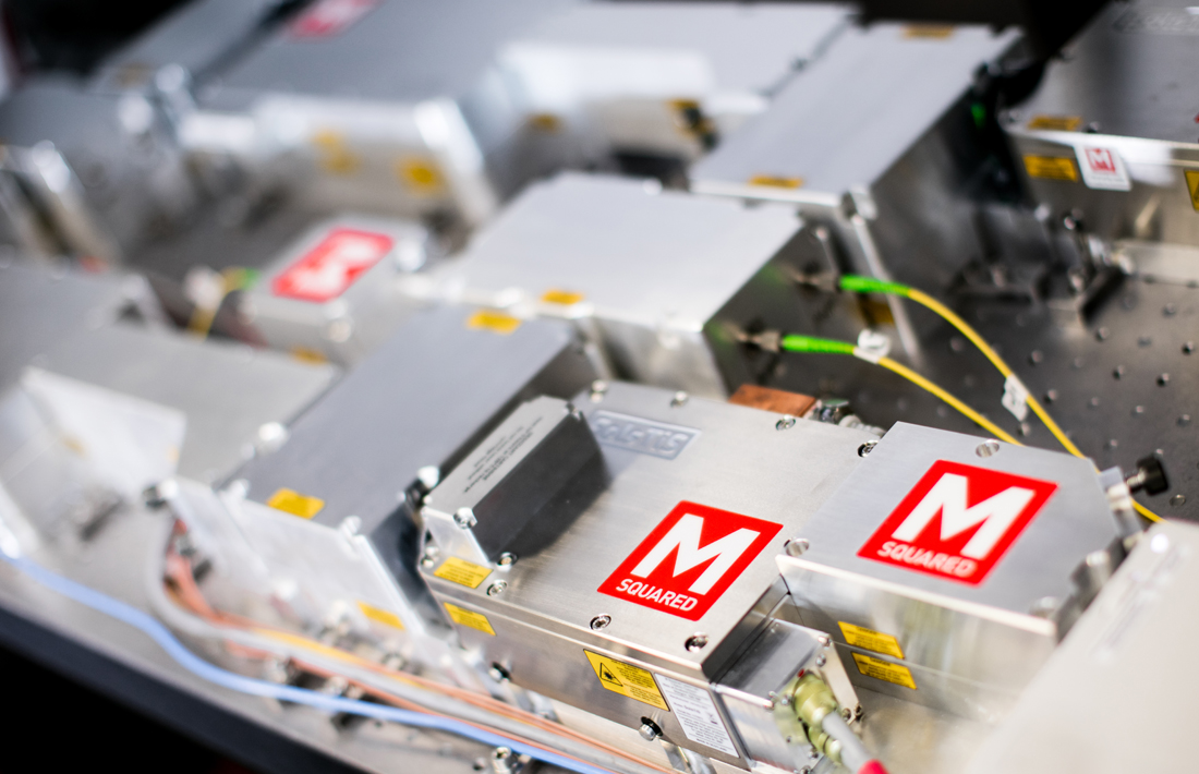 M Squared and eight organisations have started the DISCOVERY quantum computing project.