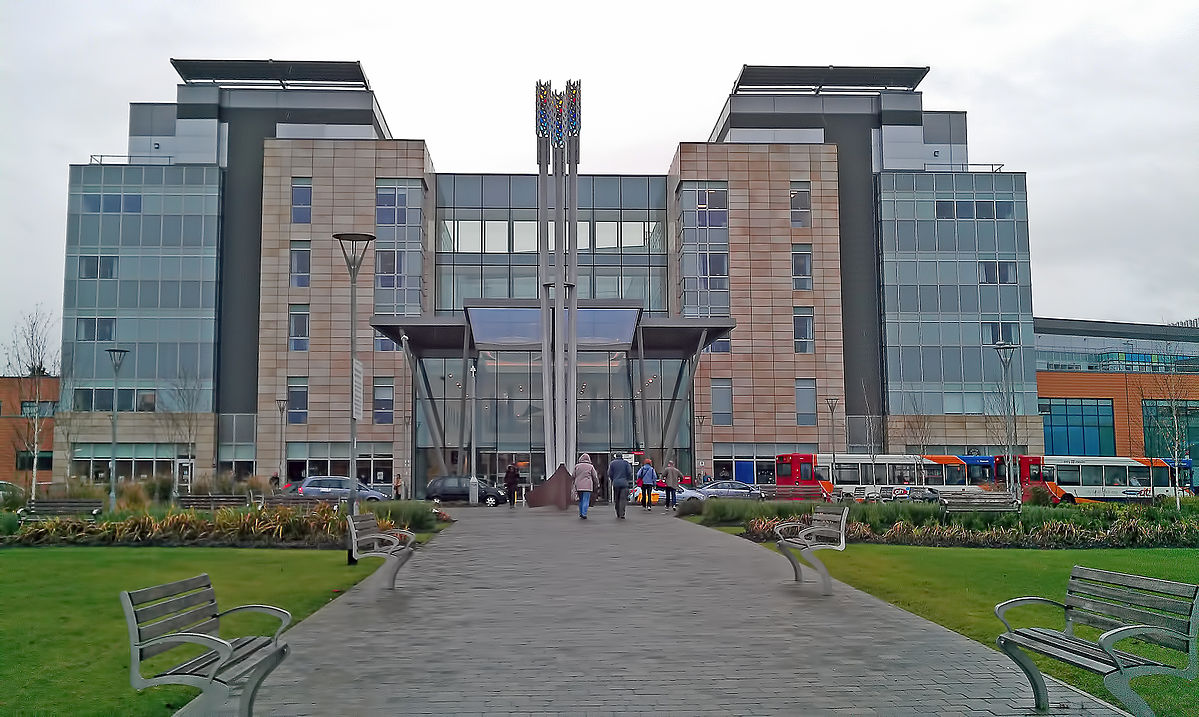 NWAngliaFT manages the Peterborough City Hospital and other facilities.